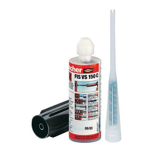 Kit de scellement chimique Fischer 'FISV 150 C'
