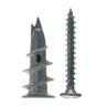 Fischer zelfborende gipsplaatpluggen 'GKM' metaal met schroef 4,5 x 35 mm - 30 stuks