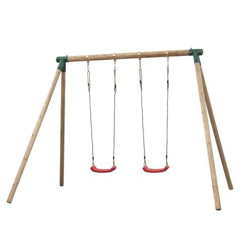 SwingKing dubbele schommel Bernadette 220x290x220cm