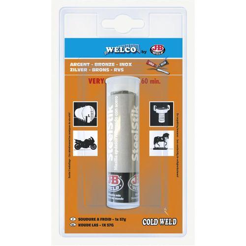 Soudure à froid Welco pour l'argent, le bronze, le laiton et l'acier inoxydable