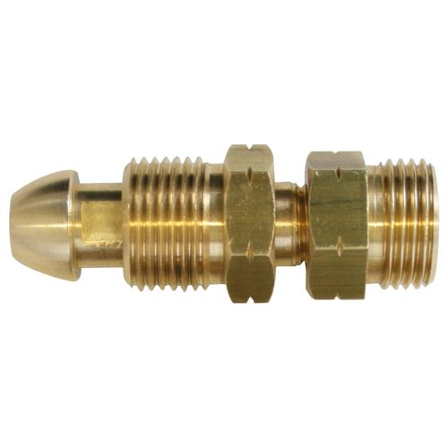 Welco shell adapter met pol aansluiting