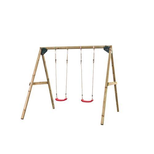 SwingKing dubbele schommel Lucy 270x280x245cm