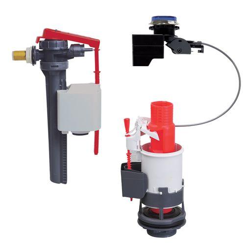 Wirquin infrarood wc-mechanisme