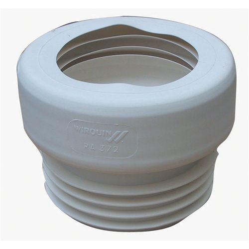 Sortie de cuvette wc Wirquin droite 11cm