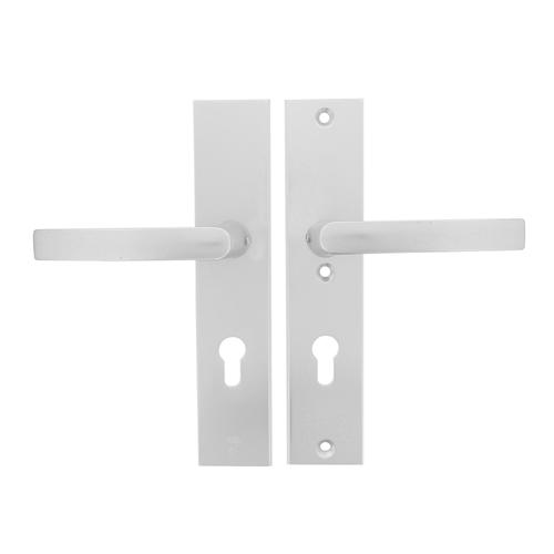 Sencys kruk veiligheidsbeslag voor achterdeuren aluminium F2
