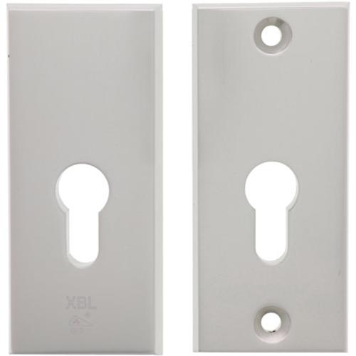 Sencys veiligheidsrozetten voor buitendeuren aluminium F2