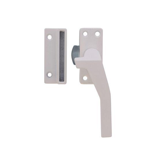 Sencys raamsluiting voor draai, klep, uitzet en valramen 132mm wit