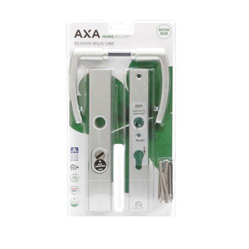 AXA 6765-10-11/BL55 curve smal kruk-kruk PC55