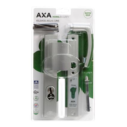AXA 6765-35-11/BL72 curve smal d-duwer PC72