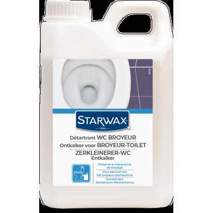 Starwax ontkalker vergruizer 2 L