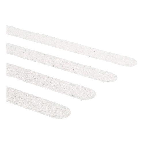 SecuCare anti slip sticker langwerpig wit 19 x 600mm