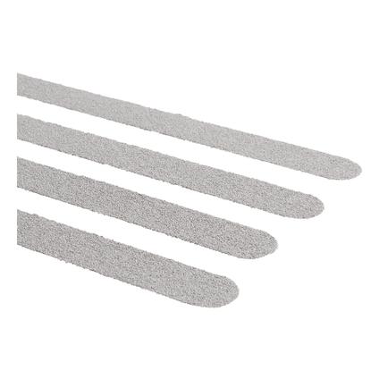 SecuCare anti slip sticker langwerpig grijs 19 x 600mm