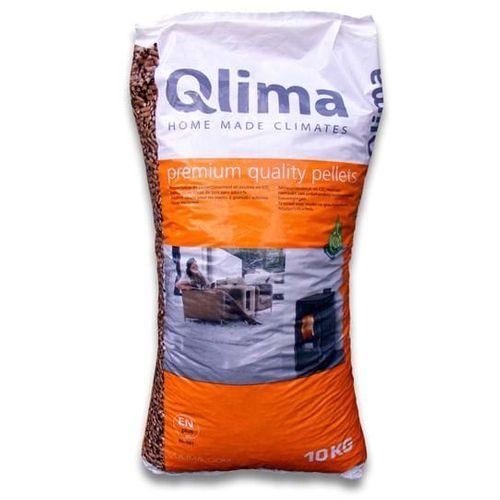 Qlima pellets 10 kg