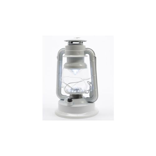 Campinglamp led koel wit 24 cm