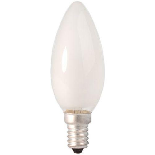 Calex Kaarslamp 240V 10W 50lm E14 mat