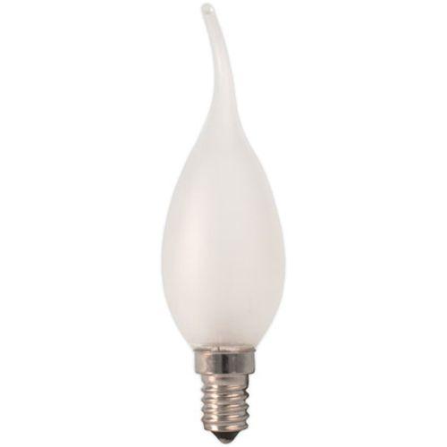 Calex Tip Kaarslamp 240V 10W 50lm E14 mat