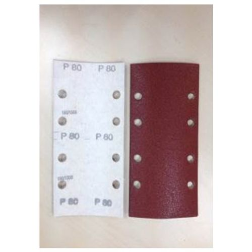 Papier abrasif Sencys 240 gr pour Bosch - 10 pcs