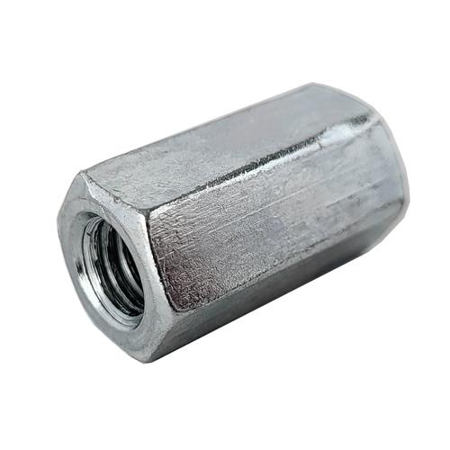 Ecrou de rallonge Sencys acier galvanisé M5 - 10 pcs