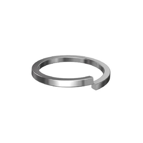Rondelle à ressort Sencys acier galvanisé 6 mm - 60 pcs