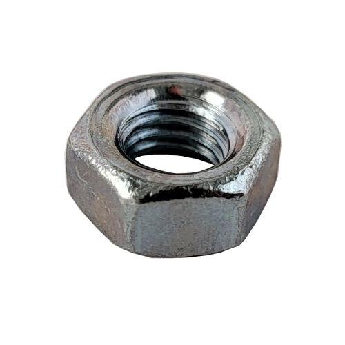 Ecrou hexagonal Sencys acier galvanisé M4 - 50 pcs