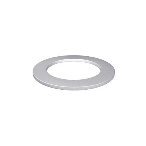 Rondelle plate Sencys nylon 8 mm - 10 pcs