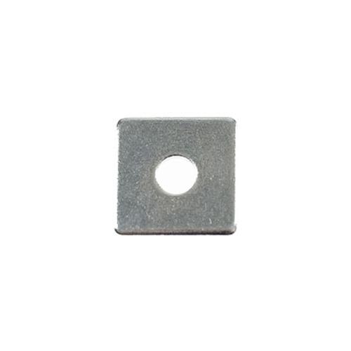 Sencys vierkantring gegalvaniseerd staal 8 mm - 3 stuks