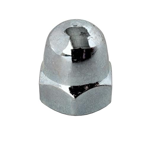 Ecrou borgne Sencys acier galvanisé M12 - 3 pcs