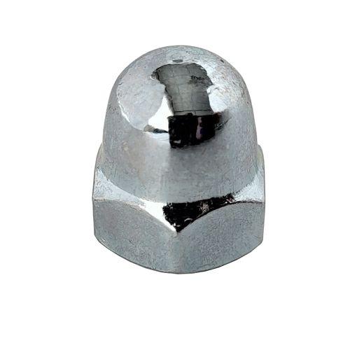 Ecrou borgne Sencys acier galvanisé M5 - 40 pcs