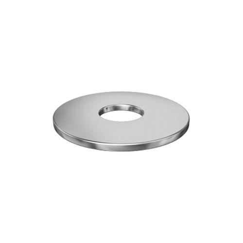 Rondelle plate Sencys acier galvanisé 4 mm - 50 pcs