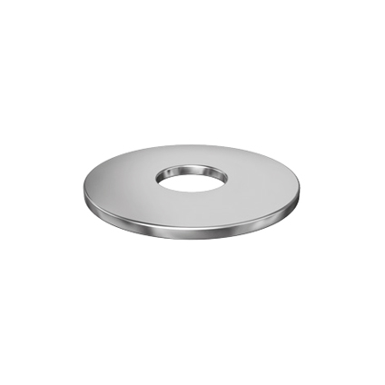 Rondelle plate Sencys acier inoxydable 10 mm - 5 pcs