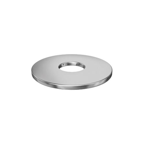 Sencys sluitring roestvrij staal 4 mm - 25 stuks
