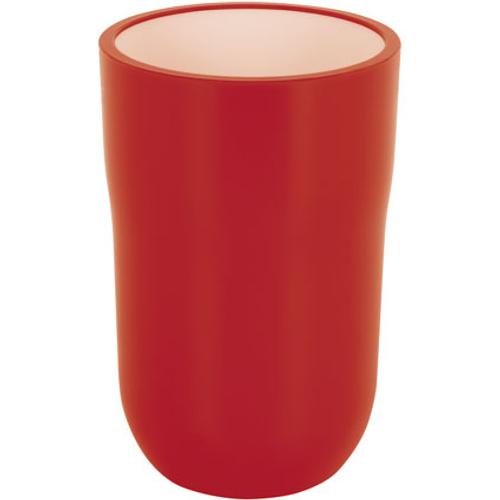 Spirella beker Cocco rood