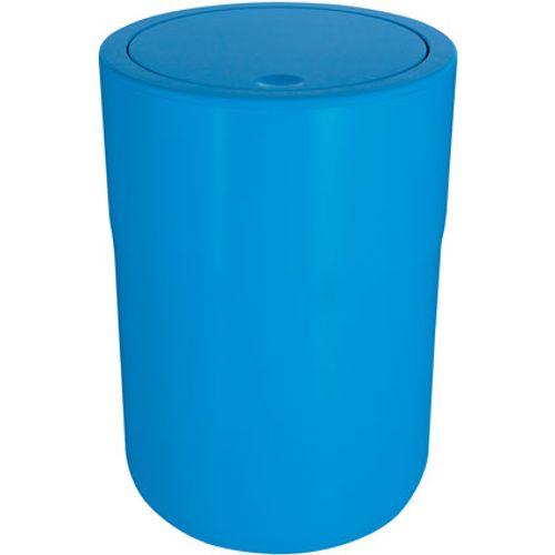 Spirella afvalemmer Cocco blauw 5L