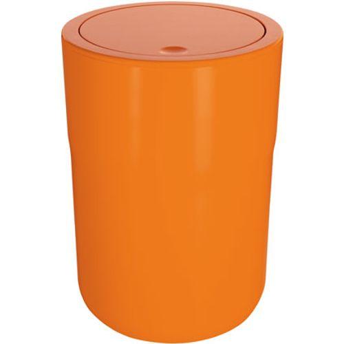 Spirella afvalemmer Cocco oranje 5L