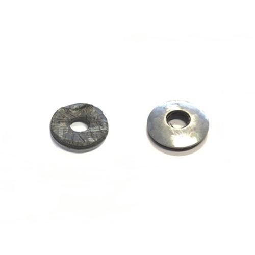 Sencys dichtheid sluitring staal met bitumen 7 mm - 30 stuks