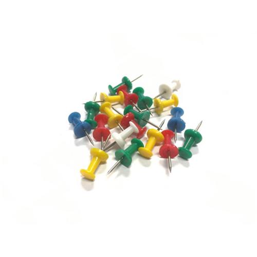 Sencys punaise voor prikbord - 50 stuks