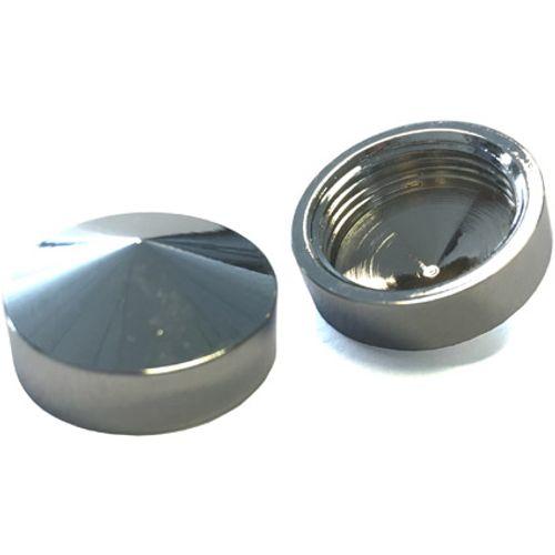 Cache-vis Sencys avec rondelle 18 mm - 5 pcs