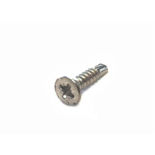 Sencys plaatschroef rvs staal 19 x 4,2 mm - 20 stuks
