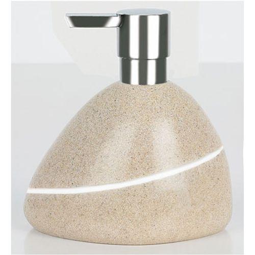 Spirella zeepdispenser 'Etna' zand
