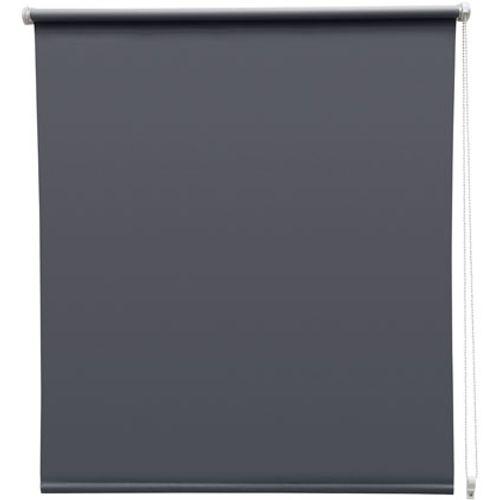 Intensions rolgordijn 'EasyFix' lichtdoorlatend donkergrijs 110 x 170 cm