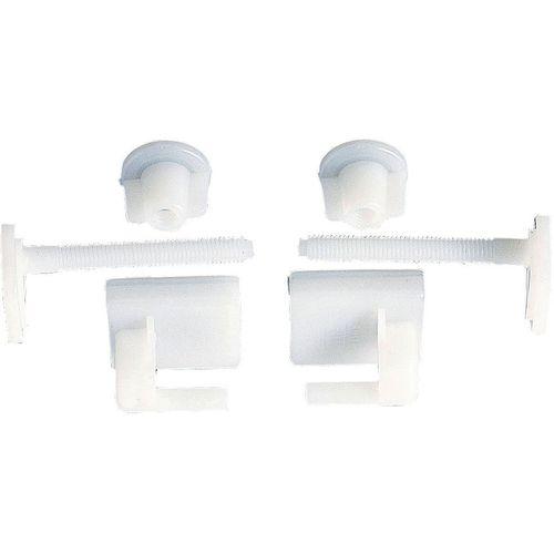 Wirquin bevestigingsset kunststof wc-bril