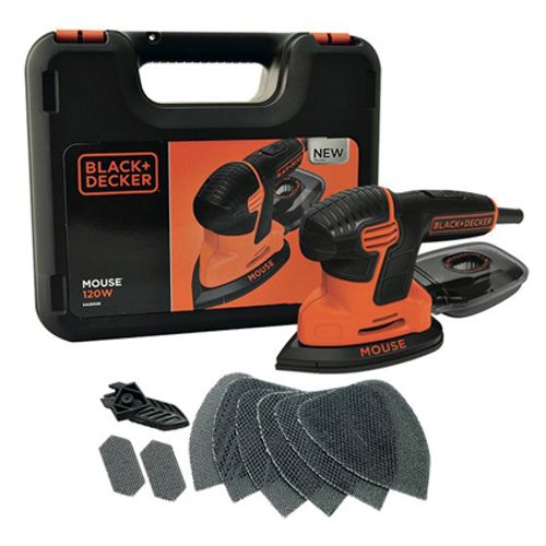 Black + Decker schuurmachine 'KA2500K-QS' 120W