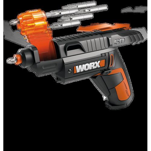 Visseuse Worx WX254.6 4V
