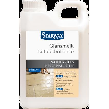 Starwax glansmelk 'Marmer & Natuursteen' 2 L