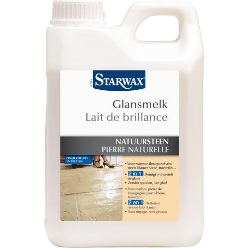 Starwax Lait de brillance marbre