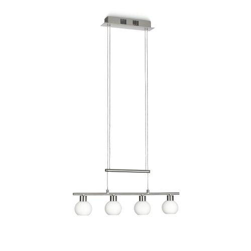 Suspension Philips LED Roch métal 4x3,6W