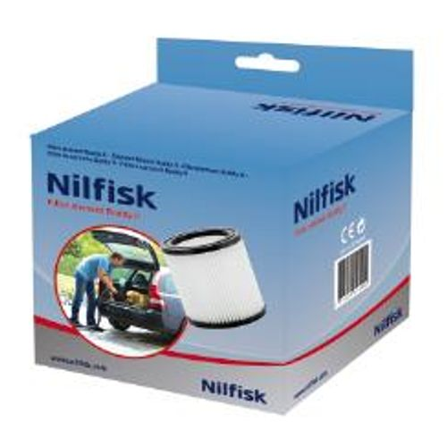 Nilfisk filter set Buddy II