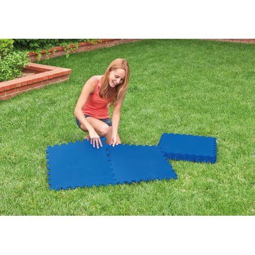 Tapis de sol puzzle Intex 50x50cm 8pcs