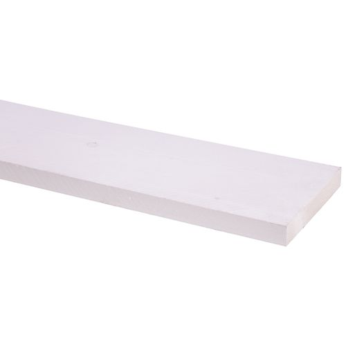 Planche d'échafaudage CanDo sapin blanc 30x195mm 250cm