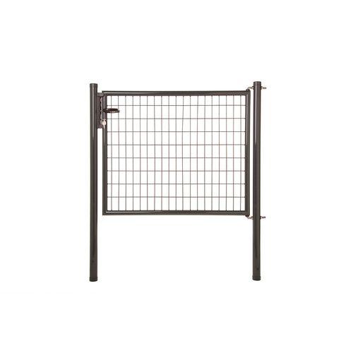 Napoli poort H120 L125cm grijs